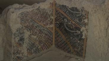El Mural más antiguo de América: El venado cautivo