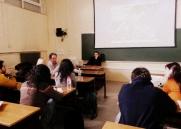 Master Class en el Taller de Cine Documental y Antropología Visual - UCM 2