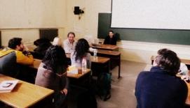 Master Class en el Taller de Cine Documental y Antropología Visual - UCM 3