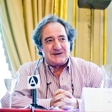 Luis Pancorbo, periodista y antropólogo