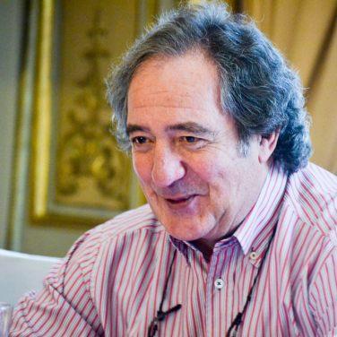 Luis Pancorbo, periodista